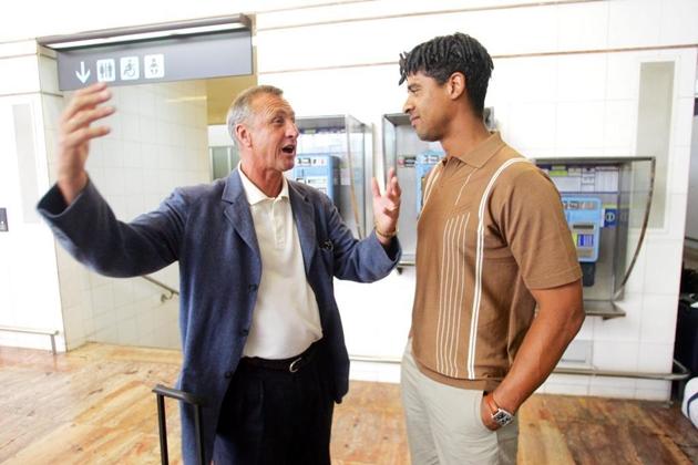 Cruyff và Ferguson - Bóng Đá