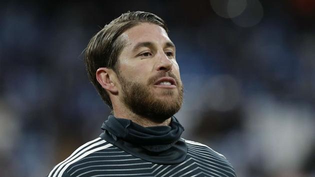 Ramos dính chấn thương - Bóng Đá