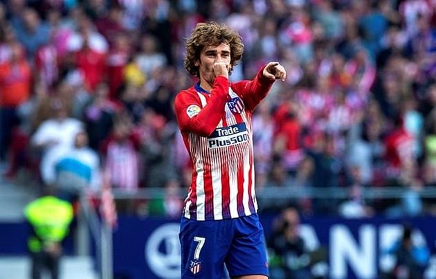 Atletico Madrid giành chiến thắng - Bóng Đá