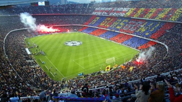 Pháo đài Camp Nou, điểm tựa vững chắc cho Barcelona - Bóng Đá