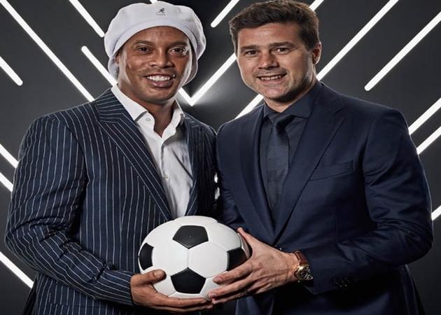 Ronaldinho dự đoán trận Barca MU - Bóng Đá