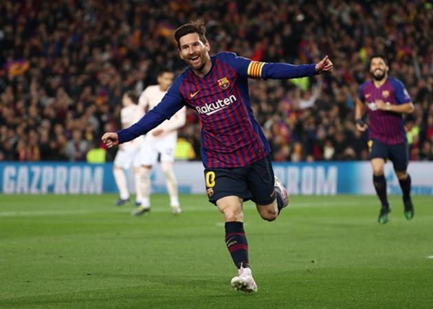 Messi phát biểu sau trận đấu - Bóng Đá