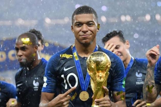 Mbappe chọn ai giữa Ronaldo và Messi - Bóng Đá