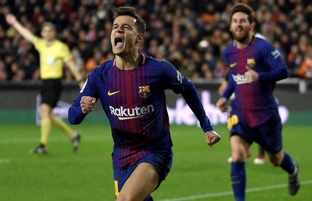Cơ hội cho Coutinho trong trận đấu với Real Sociedad - Bóng Đá