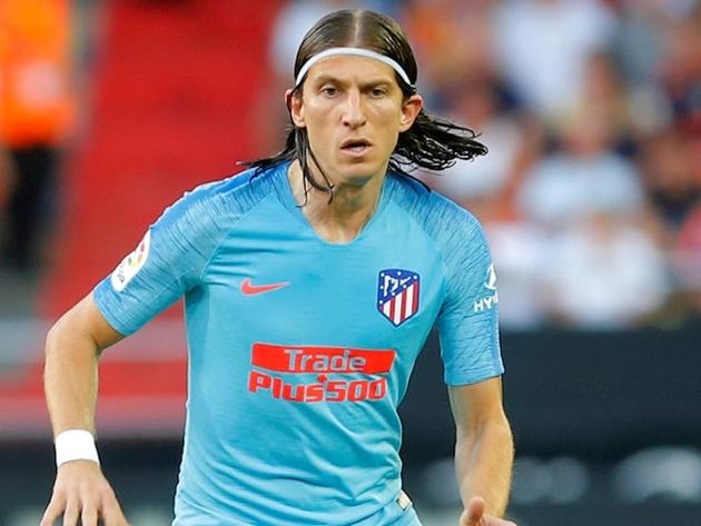 Filipe Luis tới Barca - Bóng Đá