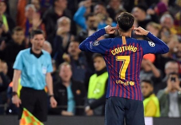 Coutinho chính thức lên tiếng về màn ăn mừng - Bóng Đá