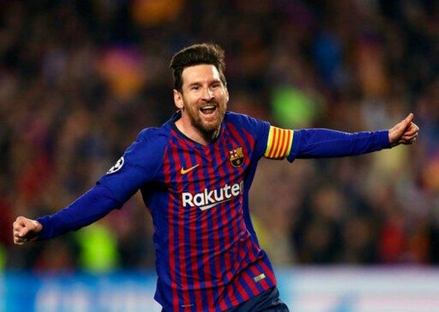 Messi có thể lập kỷ lục vào cuối tuần này. - Bóng Đá