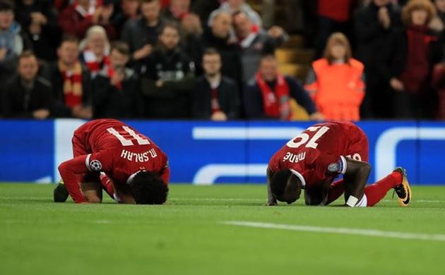 Sane và Salah có thể nhịn ăn trong trận đấu với Barca - Bóng Đá