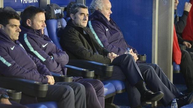 Valverde giải thích lý do đưa Messi vào sân - Bóng Đá