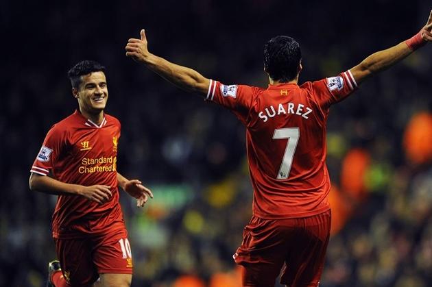 Suarez mang vợ con về Liverpool - Bóng Đá