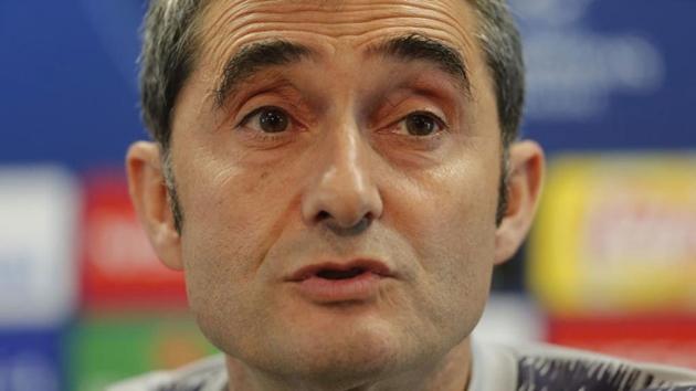 Valverde: Barca không bắt buộc phải giành chiến thắng trước Liver - Bóng Đá