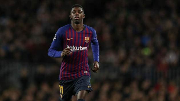 Dembele cảm thấy Barca không công bằng với anh - Bóng Đá