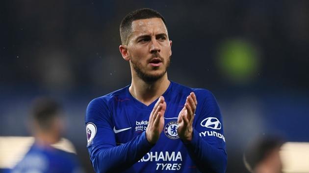 Chelsea nên tôn trọng quyết định của Hazard - Bóng Đá