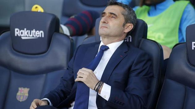 Valverde nói gì về việc CDV la hét Coutinho - Bóng Đá