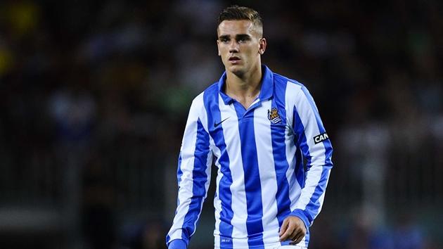 Real Sociedad nhận được bao nhiêu từ thương vụ Griezmann - Bóng Đá