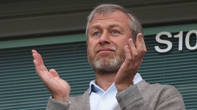 Abramovich vẫn yêu Chelsea - Bóng Đá