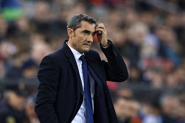 Dù kết quả ở Copa như thế nào Valverde vẫn ở lại Barca - Bóng Đá