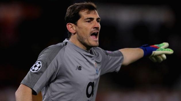 Casillas bác bỏ tin đồn nghỉ hưu - Bóng Đá
