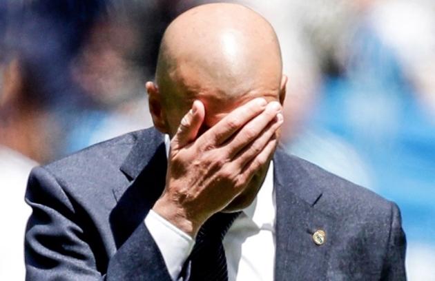 Sự thay đổi của Zidane trong 9 tuần rưỡi - Bóng Đá
