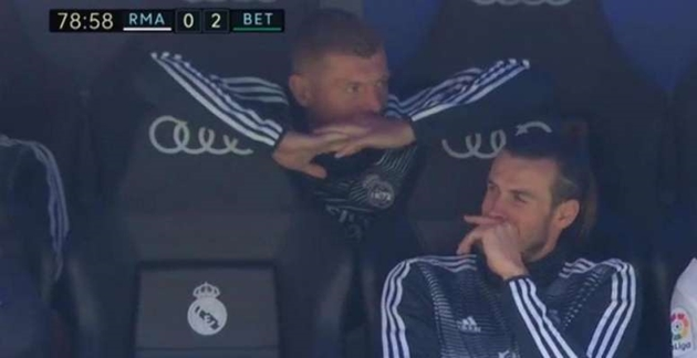 NHM Real vote Bale, Isco, Kroos, Marcelo nên đi - Bóng Đá