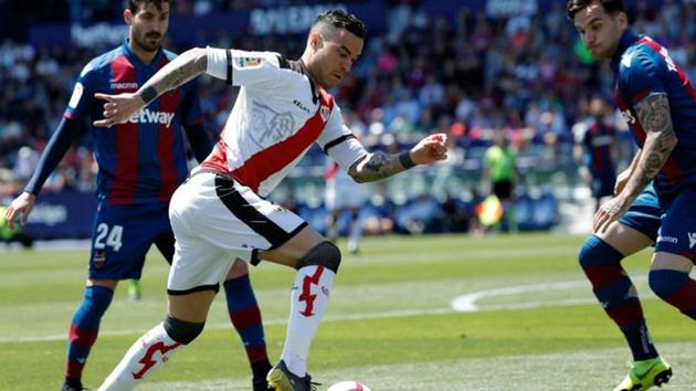Real bán Raul De Tomas giá 35 triệu euro - Bóng Đá