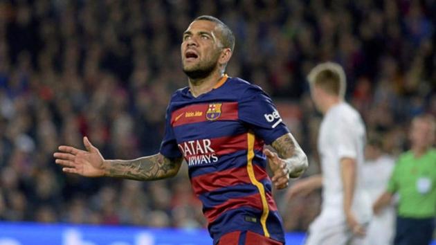 Alves nói về việc không gia nhập Real - Bóng Đá