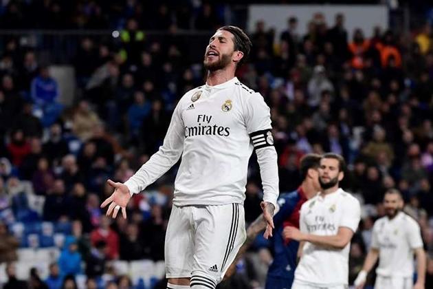 Liverpool không mua Ramos - Bóng Đá