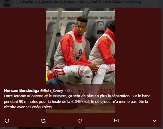 Jerome Boateng chắc chắn sẽ rời Bayern - Bóng Đá