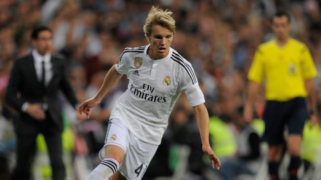 Zidane giữ Martin Odegaard ở lại - Bóng Đá