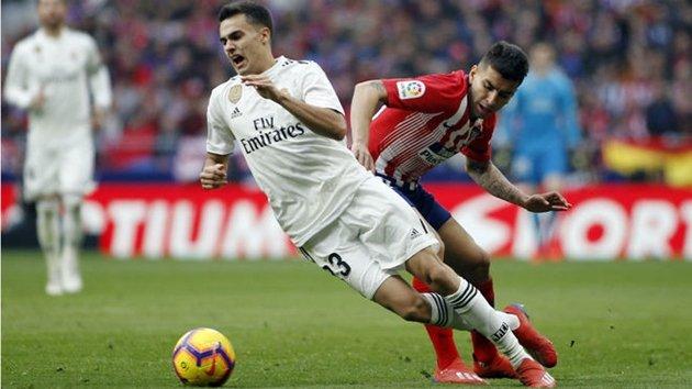Sergio Reguilon sẽ rời Real Madrid với một điều kiện - Bóng Đá