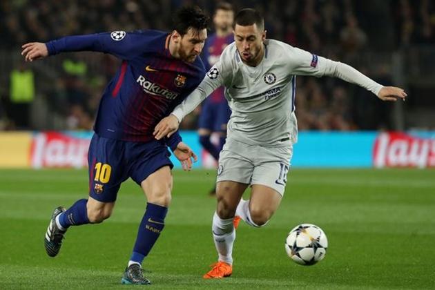 Hazard có thể mang họa vì bình luận về Messi - Bóng Đá