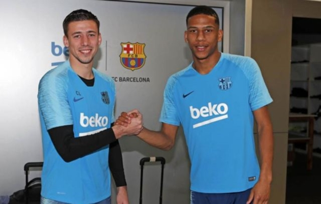 Barcelona cho Watford mượn Todibo - Bóng Đá