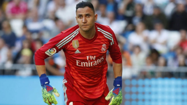 Keylor Navas muốn Real trả hết tiền hợp đồng - Bóng Đá