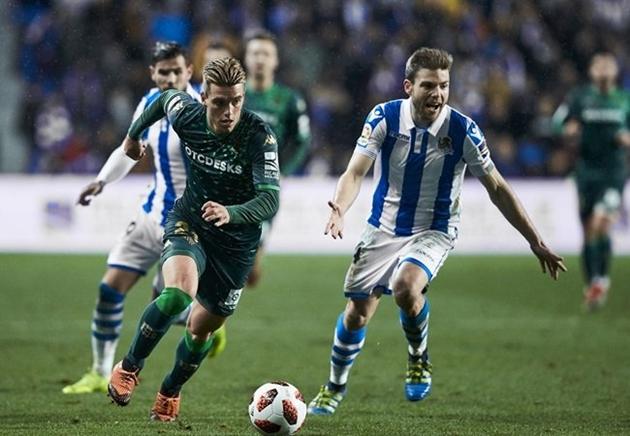 Atletico và Tottenham cạnh tranh Lo Celso - Bóng Đá