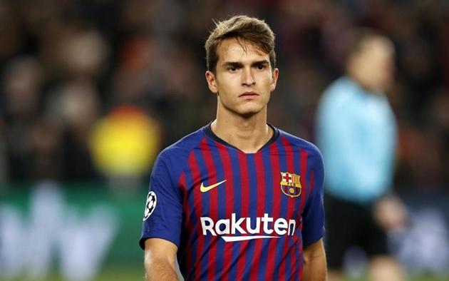 Barca muốn thanh lý Denis Suarez - Bóng Đá