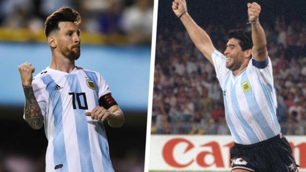 Argentina của Maradona mạnh hơn thời của Messi - Bóng Đá