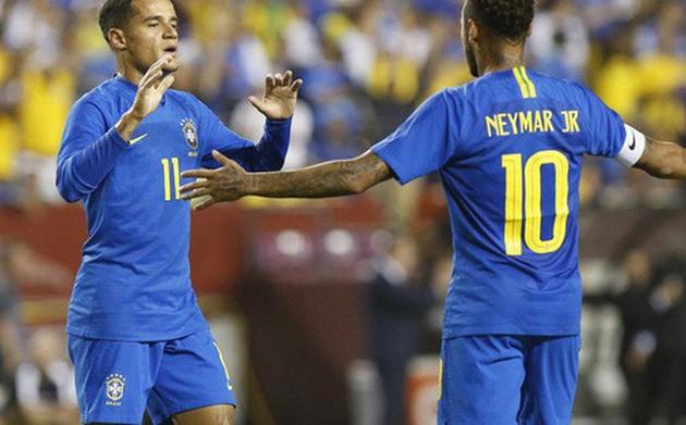 Real sẵn sàng đổi Casemiro lấy Neymar - Bóng Đá