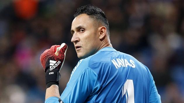 Navas ở lại Real - Bóng Đá