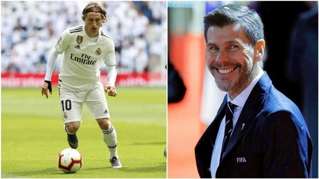 Modric từ chối AC Milan - Bóng Đá