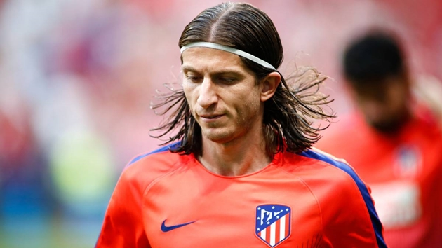 Filipe Luis xem xét việc ở lại Real Madrid - Bóng Đá