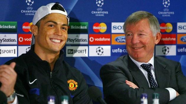 Tôi chưa bao giờ thấy Sir Alex hét vào mặt Ronaldo - Bóng Đá