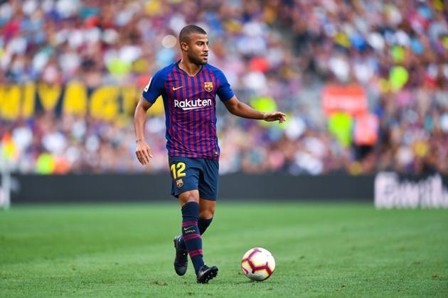 Valencia không đồng ý mức phí 15 triệu euro mà Barca yêu cầu cho Rafinha - Bóng Đá