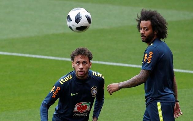 Marcelo so sánh Hazard với Neymar - Bóng Đá