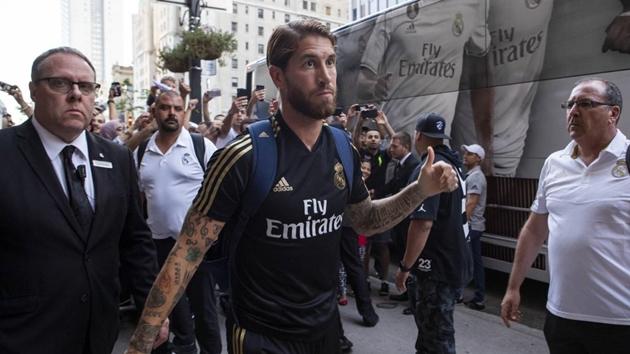 Ramos bị phạt tiền vì buôn gỗ - Bóng Đá