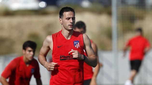 Nikola Kalinic sẽ sớm rời Atletico - Bóng Đá