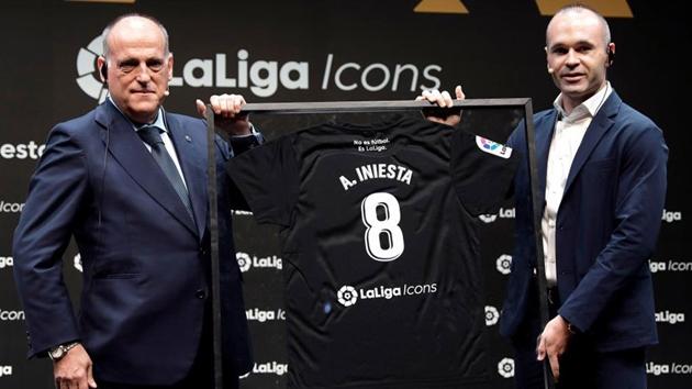 Iniesta nói về Kubo và Abe - Bóng Đá