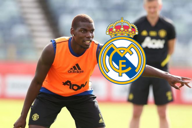 Real Madrid có thể hoàn tất vụ chuyển nhượng Paul Pogba  - Bóng Đá