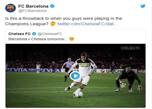 Chelsea mượn Torres để cà khịa Barca - Bóng Đá