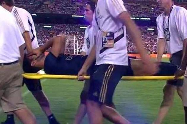 Asensio dính chấn thương sau trận Arsenal - Bóng Đá