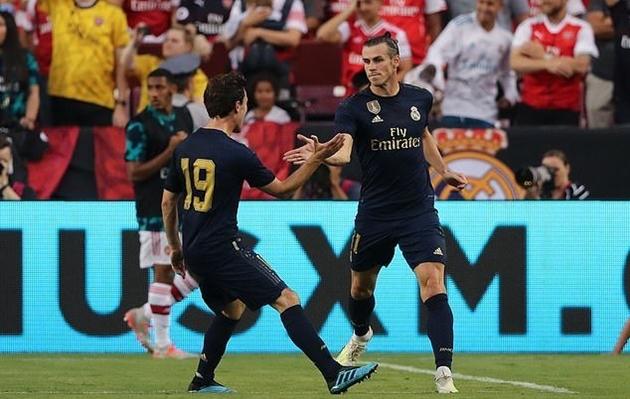 Bale không ăn mừng  - Bóng Đá